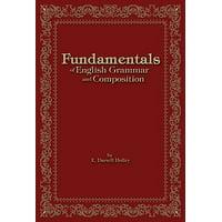 Fundamentals of English Grammar and Composition