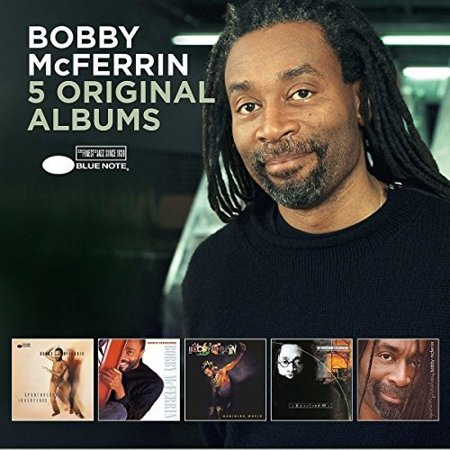 5 Original Albums by Bobby McFerrin (CD)