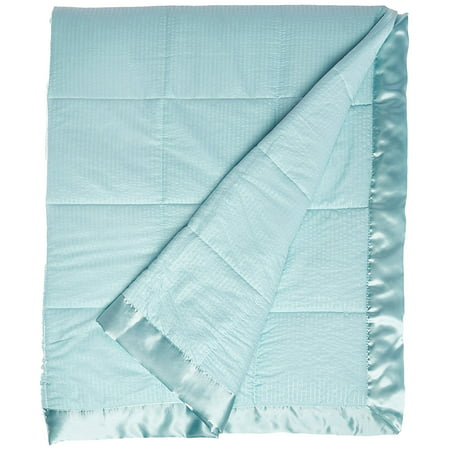 MP51-2607 Cambria Premium Oversized Down Alternative Blanket with 3M Scotchgard Twin Aqua,Twin, Set includes: 1 Blanket By Madison