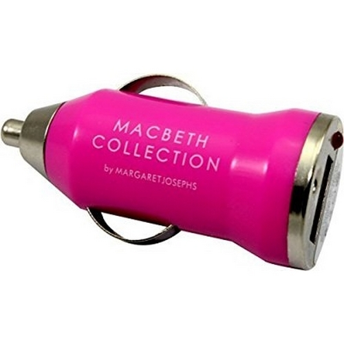Macbeth Collection 2.1 AMP Rapid Car Charger