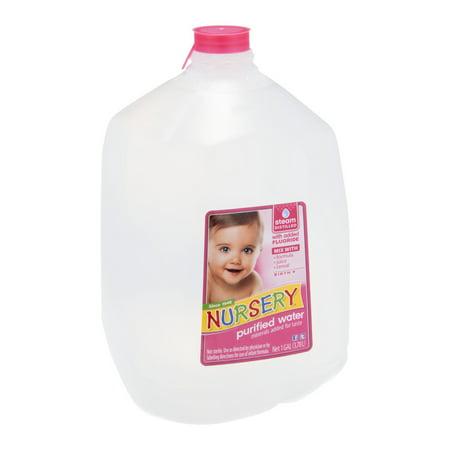 Nursery Water Purified 1 0 Gal Walmart Com