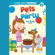 Pets at the Party - Audiobook