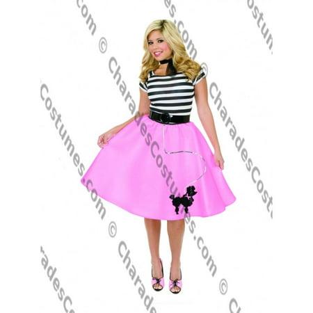 Poodle Dress Plus Size Costume - Cheap Plus Size Fancy Dress Halloween Costumes
