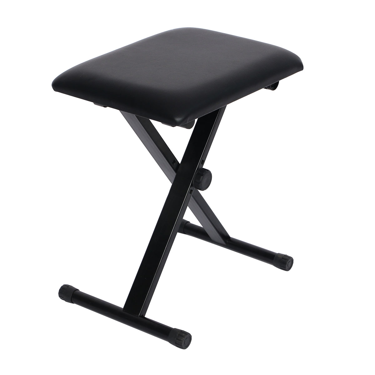 Ohuhu Keyboard Bench Adjustable Stool Padded Seat for Drummer, Percussion, Keyboard, Piano... by Ohuhu