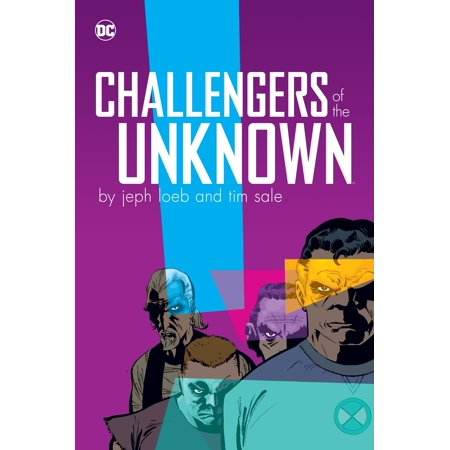 Challengers of the Unknown by Jeph Loeb & Tim Sale (Jeph Loeb Halloween Special)