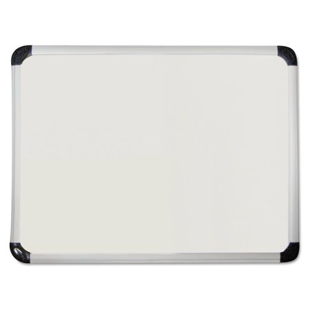 Universal Porcelain Magnetic Dry Erase Board, 48 x 36, White -UNV43842 Magnetic Total Erase Porcelain