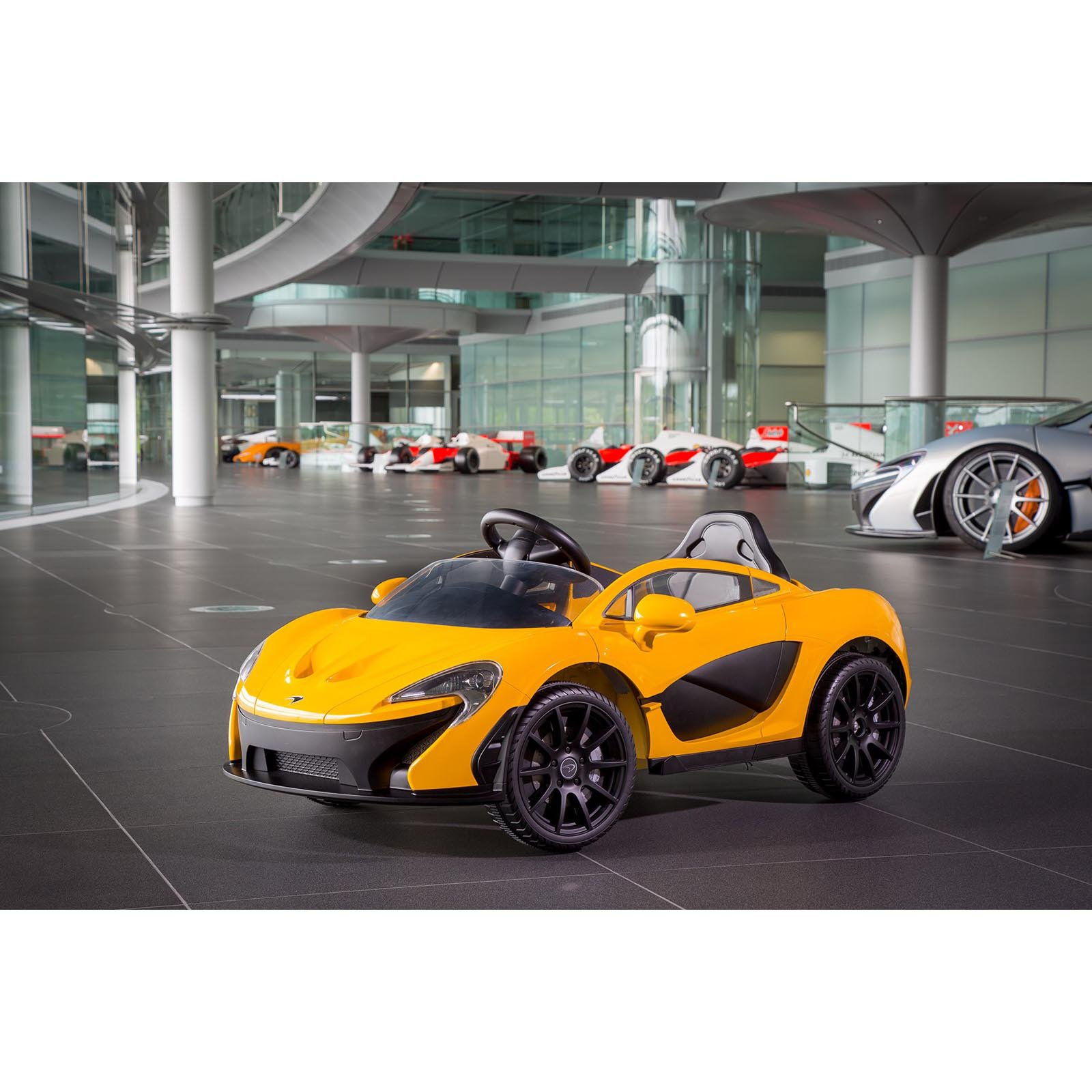 Best Ride On Cars McLaren P1 Battery Powered Riding Toy