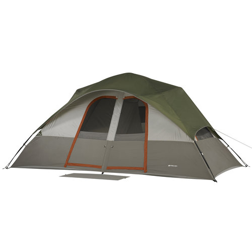 Ozark Trail 14x8 Eight Person Tent  sc 1 st  Walmart & Ozark Trail 14x8 Eight Person Tent - Walmart.com