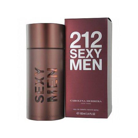 Carolina Herrera 212 Sexy Cologne Edp Mens Spray - 3.4 (212 Sexy Tester)
