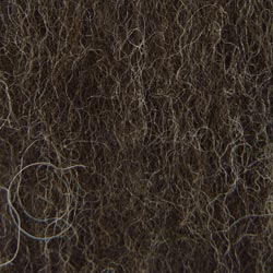 "Wistyria Editions Wool Roving 12"" .22oz-Dark Gray"