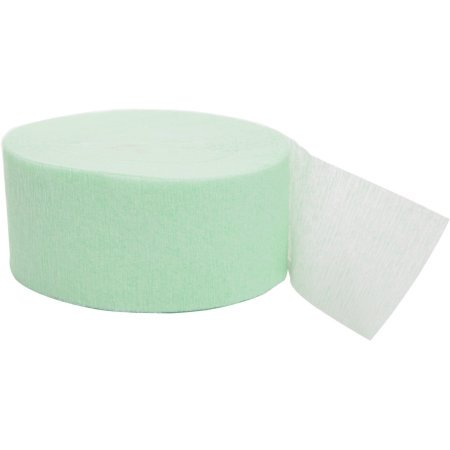 (4 Pack) Crepe Paper Streamers, 81 ft, Mint, 1ct (Paper Streamer)