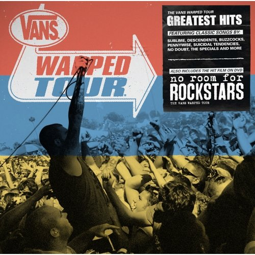 Vans Warped Tour: No Room For Rockstars (Walmart Exclusive) (CD/DVD)