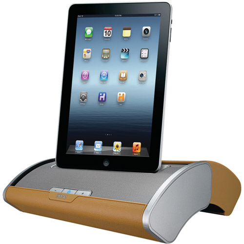 IHOME iD55SC iPad(R)/iPhone(R)iPod(R) Portable Stereo System with Sliding Cover
