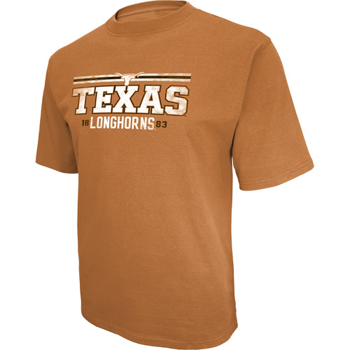 NCAA Men's Texas Short Sleeve Tee