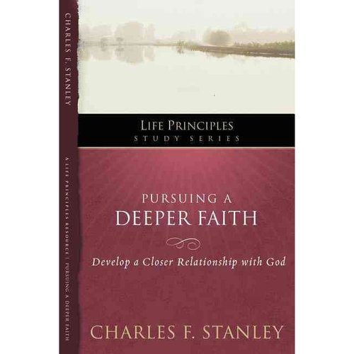 Pursuing A Deeper Faith