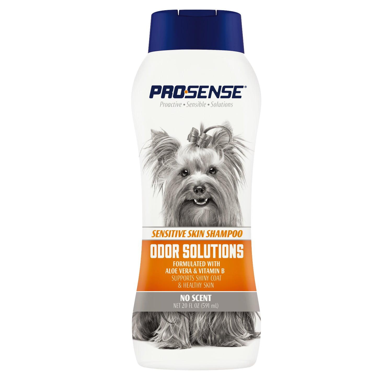 (2 Pack) Pro-Sense Odor Solutions Shampoo, Sensitive, 20 oz