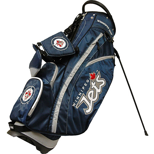 Team Golf NHL Winnipeg Jets Fairway Golf Stand Bag