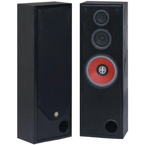 Bic America 250 W Rms Speaker - 3-way - Black - 38 Hz To 23 Khz - 8 Ohm - Floor Standing - Each (rtr830)
