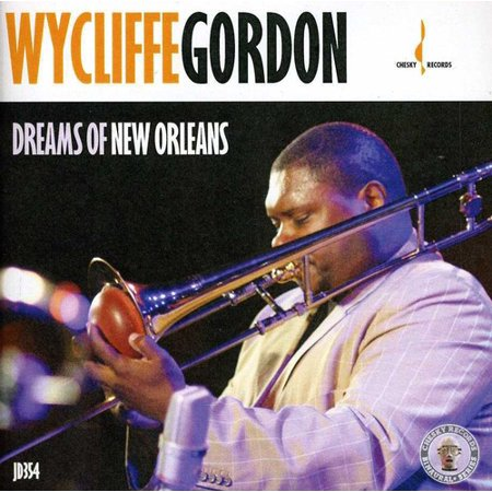 Dreams of New Orleans (CD)