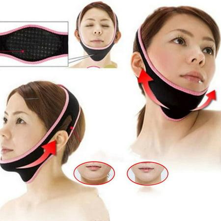 Face Lift Mask Face Slimming Belt Anti Wrinkle Lift V Face Line Face Lifting Slimmer Breathable Chin Lift
