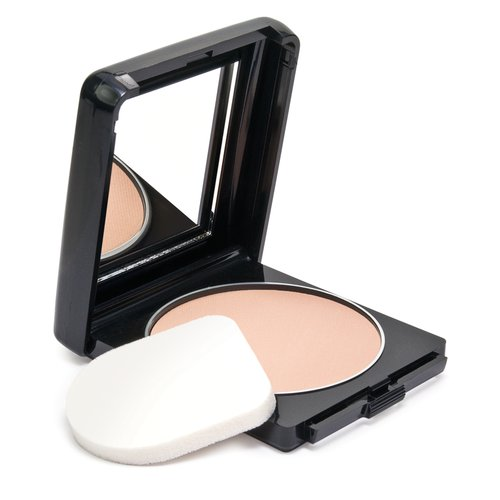 COVERGIRL Clean Powder Foundation, Creamy Natural 120, 0.41 oz (11.5 g)