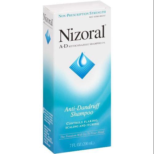 Nizoral AntiDandruff Shampoo  7-Ounce Bottles (Pack of 5)