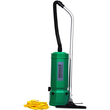 Bissell Biggreen Commercial Backpack Canister Vacuum