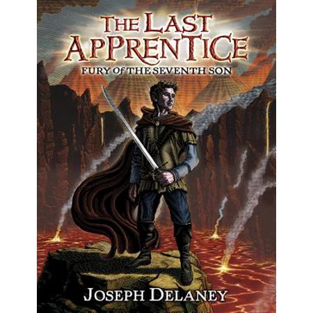 The Last Apprentice: Fury of the Seventh Son (Book 13) -