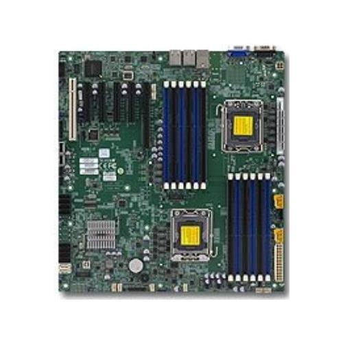 Super Micro X9DBI-F-B Dual LGA1356/ Intel C602/ DDR3/ SAT...