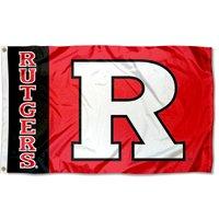 Rutgers University Scarlet Knights Flag