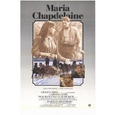 Maria Chapdelaine POSTER Movie Mini Promo for $<!---->