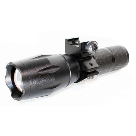 Tactical Flashlight 1000 Lumen Ultra Bright LED For Mossberg 500 Weaver