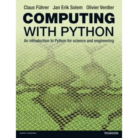 Computing with Python : An Introduction to Python for Science and