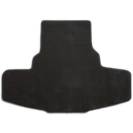 Premier Plush Custom Floor Mats: 2014-20 Fits CHEVROLET IMPALA LS, LT (Smoke) (Trunk Mat) (763206-76)