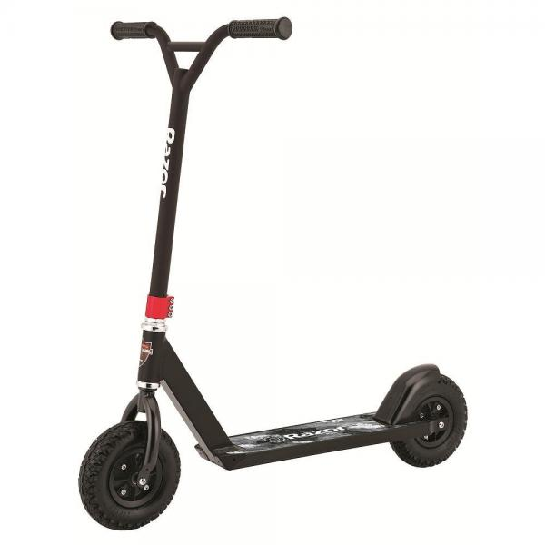 Razor Black Label Pro Dirt Scoot Off-Road Kick Scooter - ...