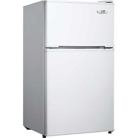 Sunpentown 3.1-cu. ft. Double Door Refrigerator