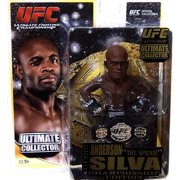 Anderson Silva Action Figure Championship Edition UFC