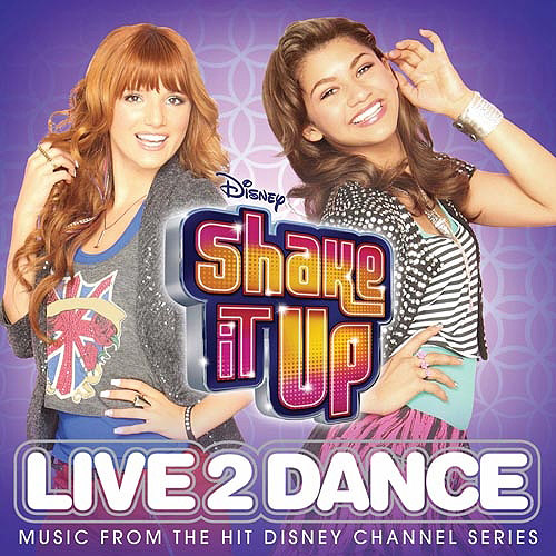 Shake It Up: Live 2 Dance Soundtrack