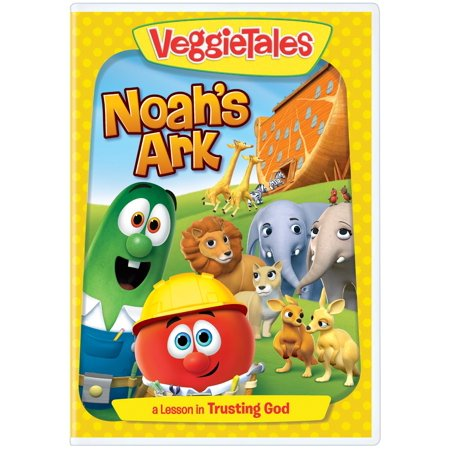 Veggie Tales Halloween Movie (VeggieTales Noah's Ark - A Lesson in Trusting God)
