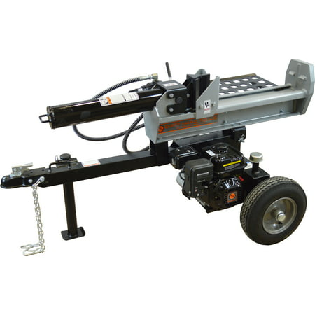 Dirty Hand Tools 22 Ton Half-Beam Horizontal/Vertical Log Splitter, DHT Engine