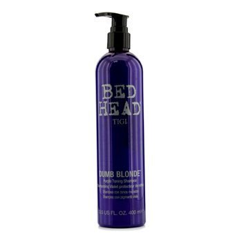 Tigi Bed Head Dumb Blonde Purple Toning Shampoo ()