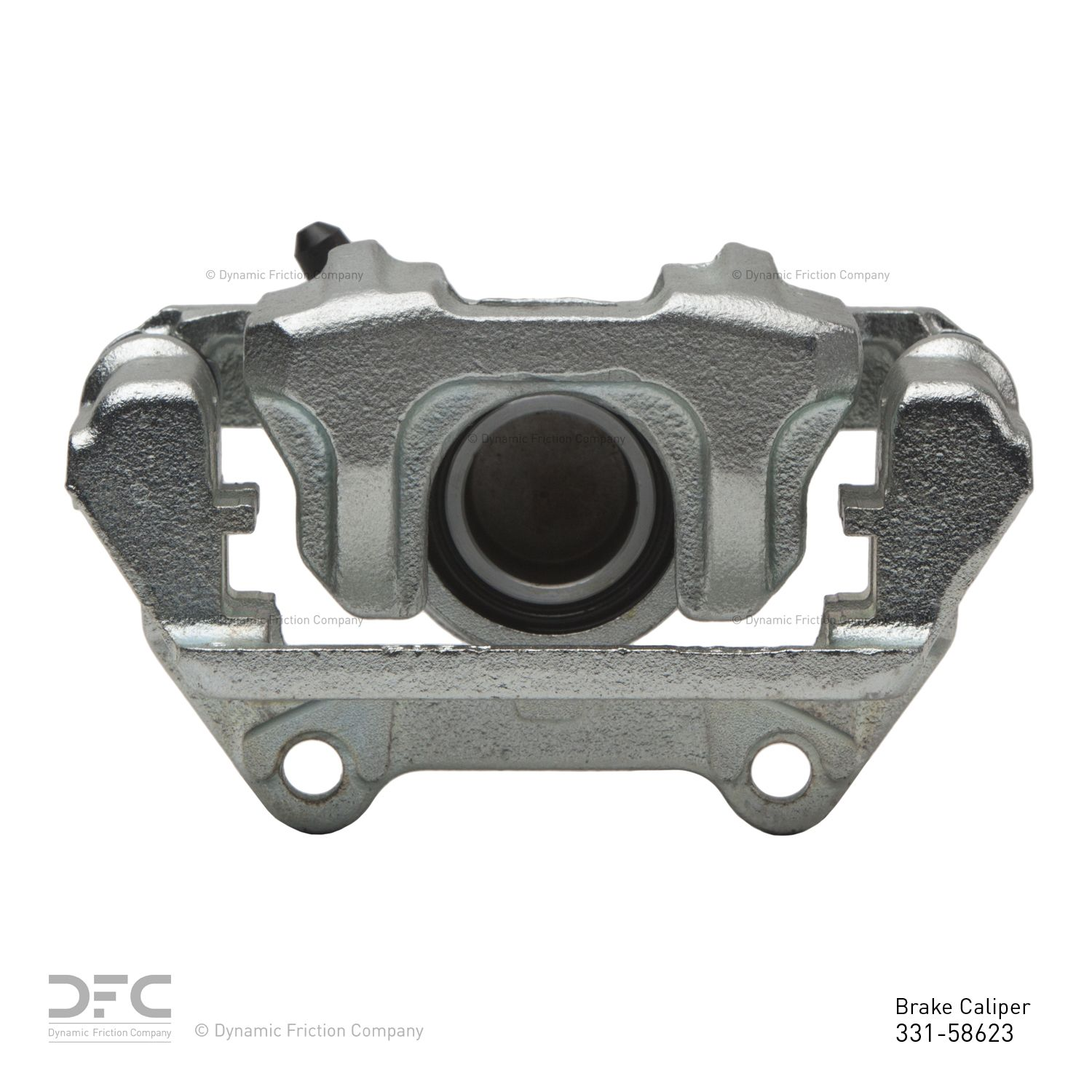 For 2007-2013 Acura MDX Rear Left Driver Side Zinc Disc