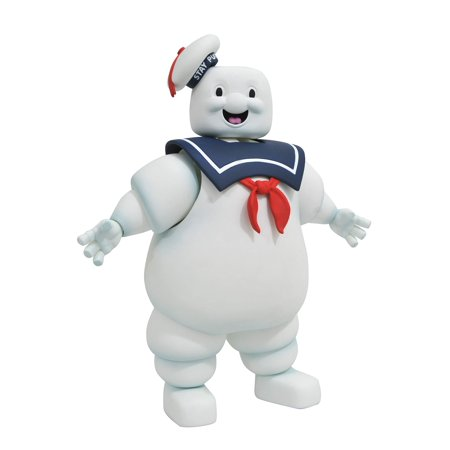DIAMOND SELECT TOYS The Real Ghostbusters: Stay Puft Marshmallow Man - Marshmallow Men