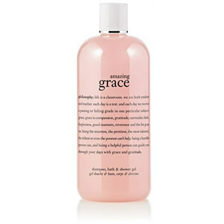 Philosophy Amazing Grace Shampoo, Bath & Shower Gel, 16