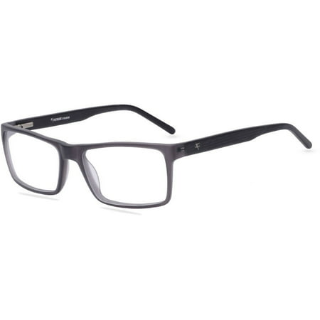 fatheadz eyewear mens prescription glasses pure grey