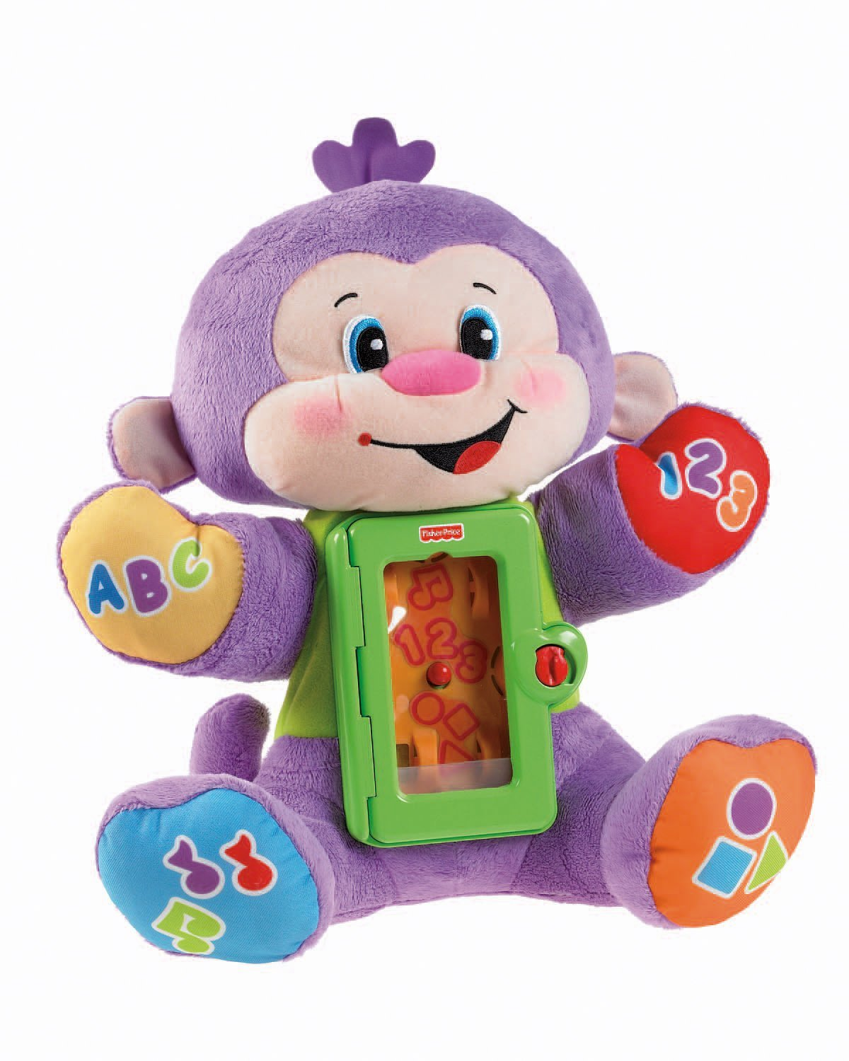 Fisher Price Laugh & Learn Apptivity Monkey by Fisher-Price
