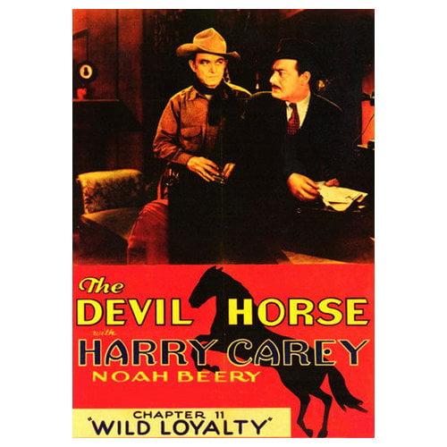 The Devil Horse (1932)