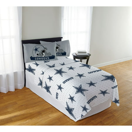 NFL Dallas Cowboys Sheet Set](Dallas Cowboys Baby)