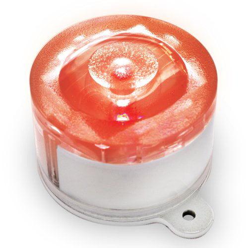 Red Solar Marker Lights - 2 PK