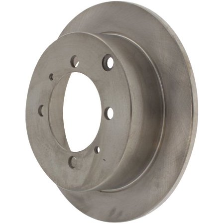 Go-Parts OE Replacement for 1992-1994 Plymouth Colt Rear Disc Brake Rotor for Plymouth Colt (Base / Vista)